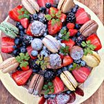 Macaroon Cake | Lori's Kitchen Sevenoaks