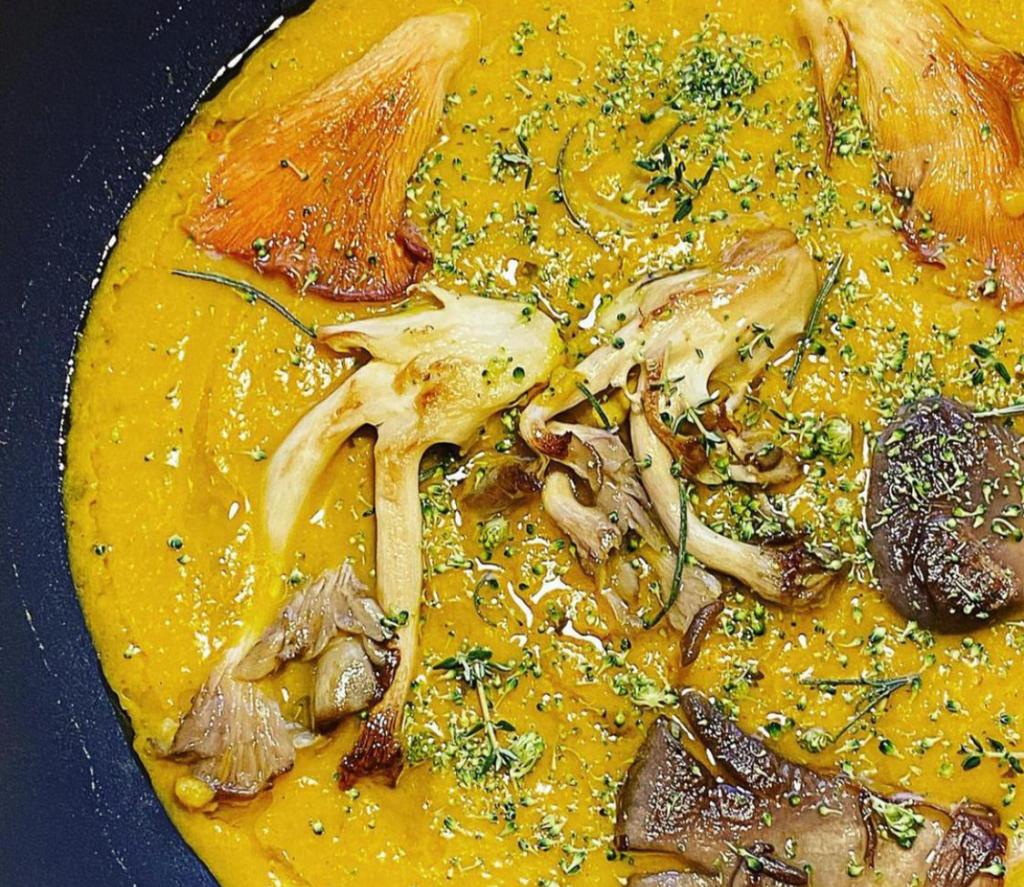 Mushroom Soup | Lori's Kitchen